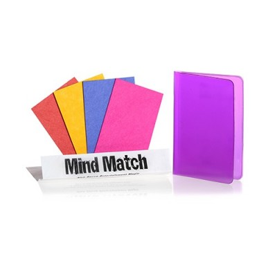 Mind Match Magic Trick Cards
