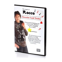 Rocco's Favorite Card Magic Tricks with Instructional DVD