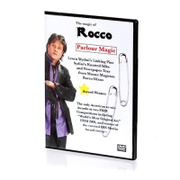 Rocco Parlour Magic Instructional DVD