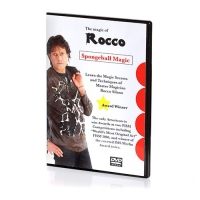 Rocco Spongeball Magic Instructional DVD