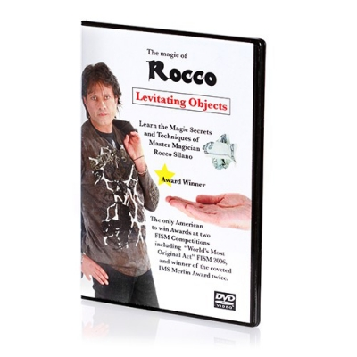 Rocco Levitating System & Magic Instructional DVD