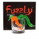Fuzzly Magical Wonder Worm Magic Trick in Orange