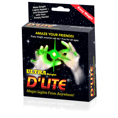 D'Lite Green Light up Thumbs