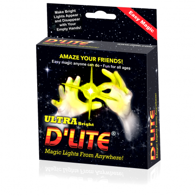 D'Lite Gold Light up Thumbs