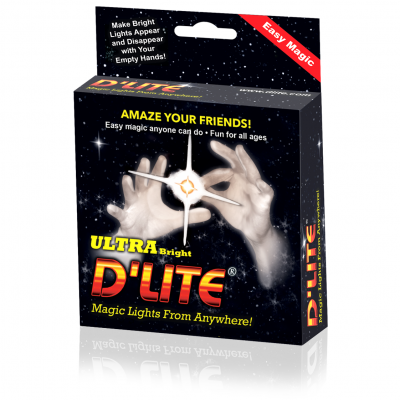 D'Lite White Light up Thumbs