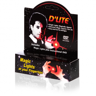 D'Lite Bonus Pack Red Pair & DVD